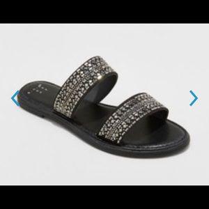 NIB: A New Day Kersha Embellished Sandals! 💛